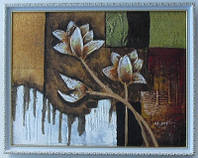 "Картина ""Каменный цветок"""
