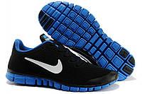 Кроссовки мужские Nike Free 3.0 V2 Black черные6
