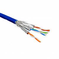 Кабель S/FTP 800/23s 4P FutureCom, кат.7, LSZH/FRNC, синий, Corning