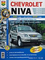 CHEVROLET NIVA   Модели с 2001 года,  рестайлинг 2009 и 2017 годов  Эксплуатация / Обслуживание / Ремонт, фото 1