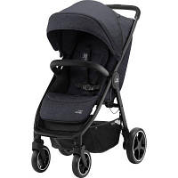 Коляска Britax-Romer B-AGILE R Black Shadow/Black (2000032871)