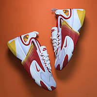Nike Zoom 2k Orange White (Оранжевый)