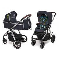 Коляска Baby Design 2 в 1 Bueno 103 NAVY (203541)