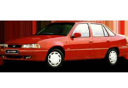 Коврик в багажник для Daewoo (Дэу) Nexia 1 1995-2008