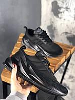 Adidas Sharks Full Black (Черный), фото 1