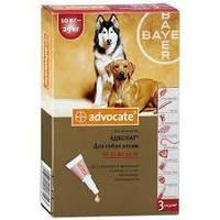 Адвокат для собак 10-25 кг №3 упаковка