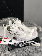 Reebok Insta Pump Fury Full white (Белый), фото 1