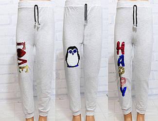 Штаны для девочки, утепленные,с пайетками, Dasilva  (размер 2(92))