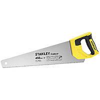 Ножовка по дереву 450мм 7 TPI закаленный зуб TRADECUT STANLEY® нержавеющая сталь