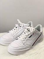 Adidas Originals Continental 80 White (Белый)