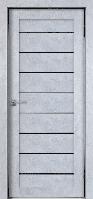 Двері міжкімнатні TDR-208 BLK