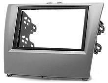 BYD L3 (11-367) рамка магнитолы на бид