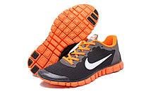 Кроссовки мужские Nike Free 3.0 V2 Black черные14, фото 1