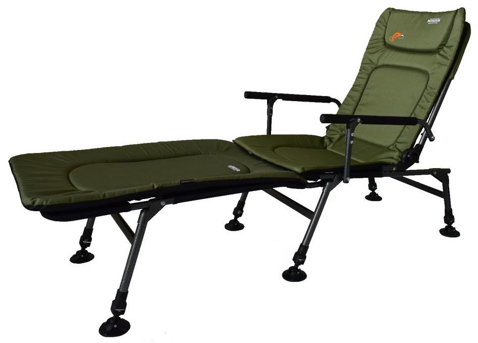 Кресло карповое Novator SR-2 + Подставка Novator POD-1