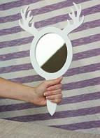 """Зеркало """"Рога"""""""