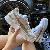 Puma Select Cali Sport Mix Beige (Белый), фото 1