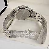Брендові чоловічі наручні годинники Tissot PRC 200 T17.1.586.52 Chronograph Тіссот якісна преміум репліка, фото 5