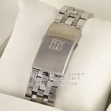 Брендові чоловічі наручні годинники Tissot PRC 200 T17.1.586.52 Chronograph Тіссот якісна преміум репліка, фото 6