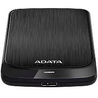 "Внешний жесткий диск 2TB ADATA Slim HV320 Black (AHV320-2TU3-CBK/2TB/2.5""/USB 3.1), фото 1"