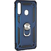 HONOR Hard Defence Series New for Samsung A207 (A20s) Blue, фото 1