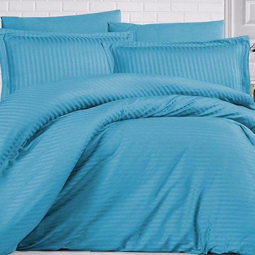 Постельное белье Aran CLASY Евро Голубой (1005963)
