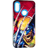 Print Case for Samsung A107 (A10s) Wolverine, фото 1
