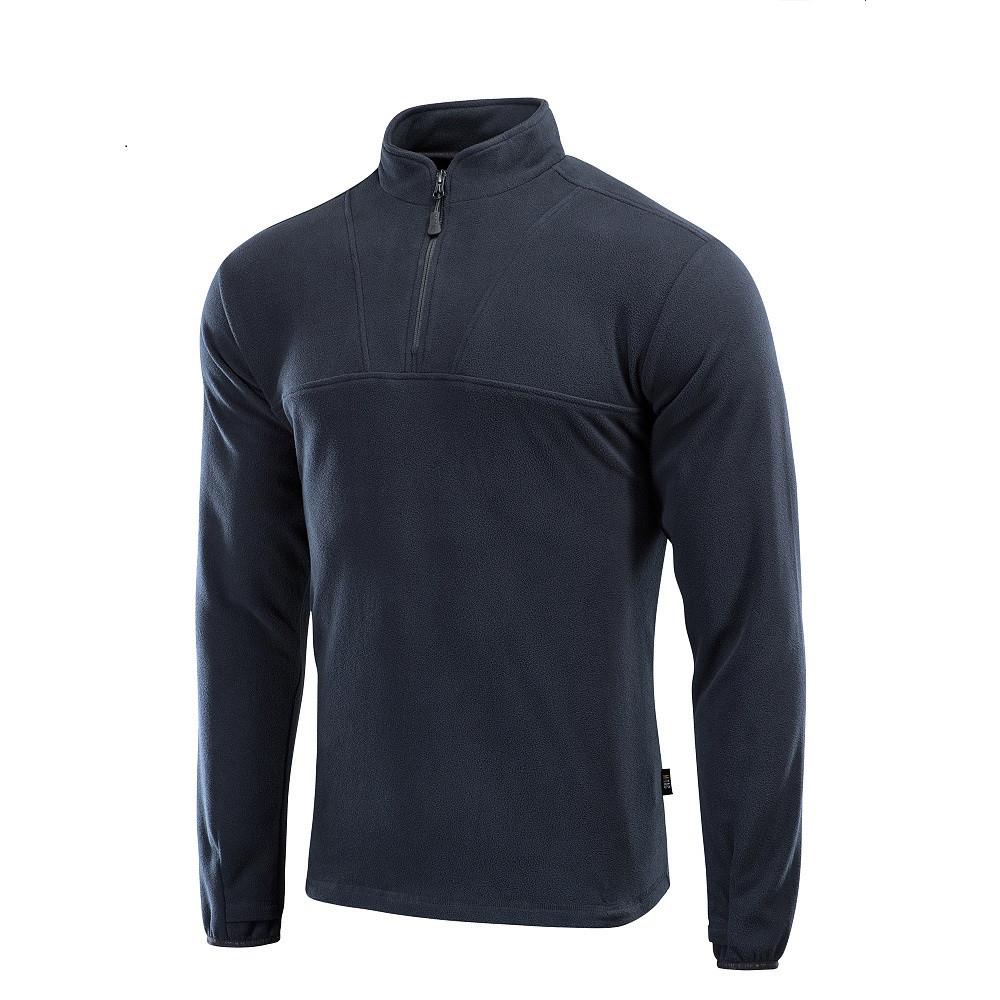 M-Tac кофта Delta Fleece Dark Navy Blue флисовая темно-синяя