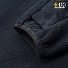 M-Tac кофта Delta Fleece Dark Navy Blue флисовая темно-синяя, фото 9