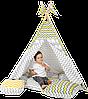 Вигвам Хатка комплект Египет с мягким ковриком