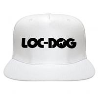 Рэперская кепка Loc Dog