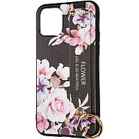 Flower Rope Case for iPhone X/XS Black, фото 1