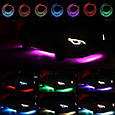 Подсветка днища и салона автомобиля/ Светомузыка + Пульт/ Светодиодная RGB LED (2 шт х 90 см + 2 шт х 120 см), фото 4