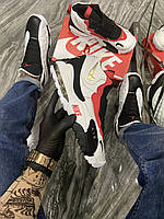 Nike Air Max Speed Turf White Red. (Белый), фото 1