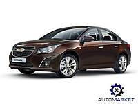 Стекло лобовое Chevrolet Cruze 2009-2015