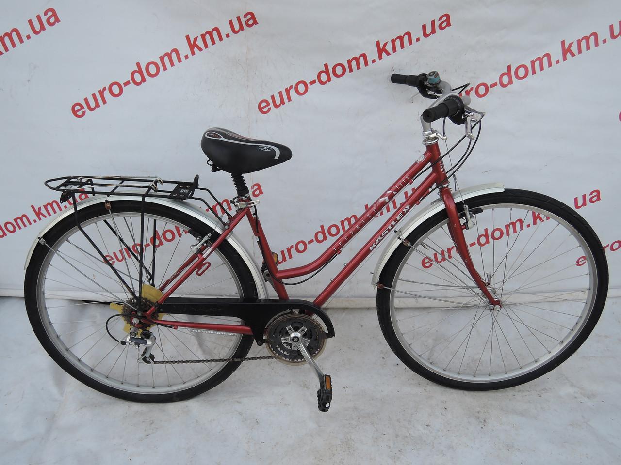 Городской велосипед Kastle 28 колеса 21 скорость