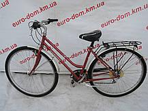 Городской велосипед Kastle 28 колеса 21 скорость, фото 2