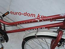 Городской велосипед Kastle 28 колеса 21 скорость, фото 3