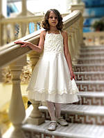 Карнавальное платье принцессы для девочки 6-8 лет