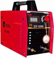 Инвертор сварочный EDON LV-200/ дисплей