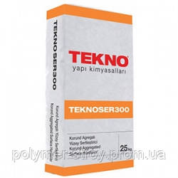 Упрочнитель бетона с корундовым наполнителем Teknoser 300