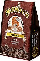"Натуральный кофе средней обжарки ""Філіжанка"" Княжа 100г"