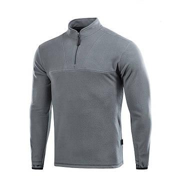 M-Tac кофта Delta Fleece Grey сіра флісова