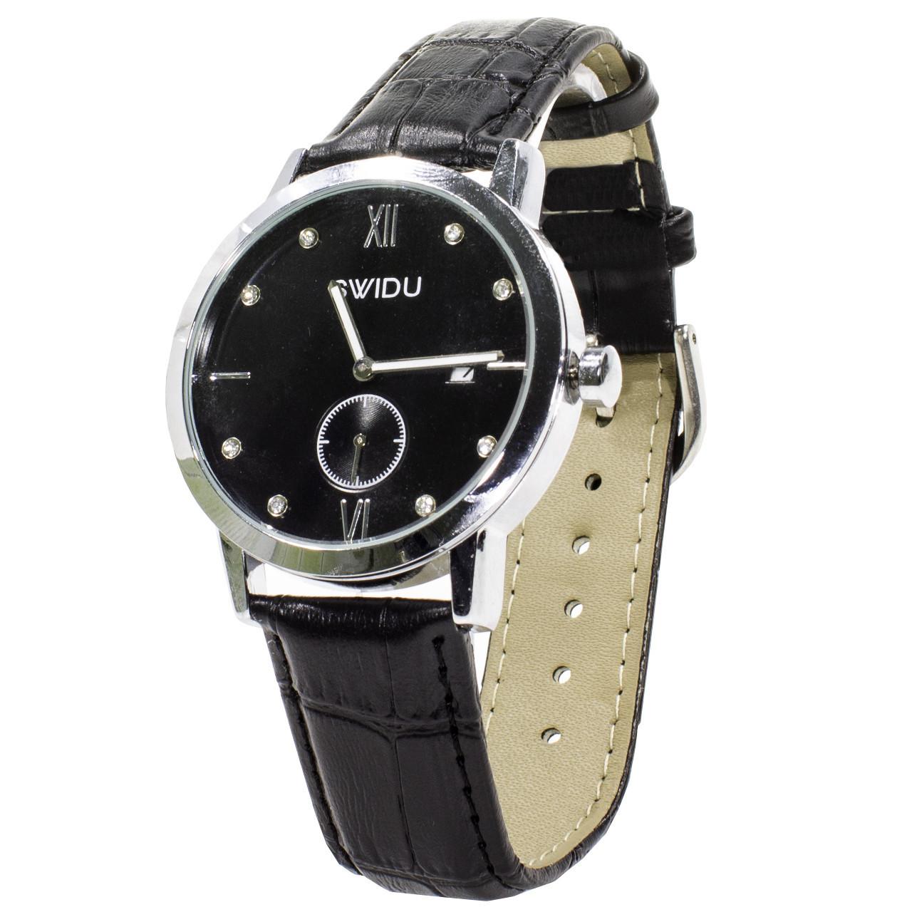 Наручные часы SWIDU SWI-018 Black (3088-87540