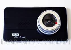 """Автомобільний реєстратор DVR Z30 5"""" Full HD з виносною камерою заднього виду"""