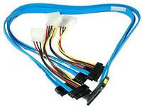 Кабель HP Internal SAS/SATA 4-Port Cable