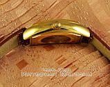 Мужские наручные часы Franck Muller Art Deco Gold Brown реплика Франк Мюллер механические с автоподзаводом, фото 3