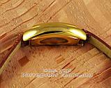 Мужские наручные часы Franck Muller Art Deco Gold Brown реплика Франк Мюллер механические с автоподзаводом, фото 4