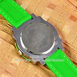 Мужские наручные часы Tommy Hilfiger Quartz Green Black White с календарем кварцевые уличный стиль реплика, фото 2