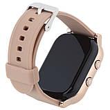 Умные смарт часы Smart Watch T58 GPS трекер Bluetooth смарт часы телефон Android iOS Т 58 для детей, фото 2