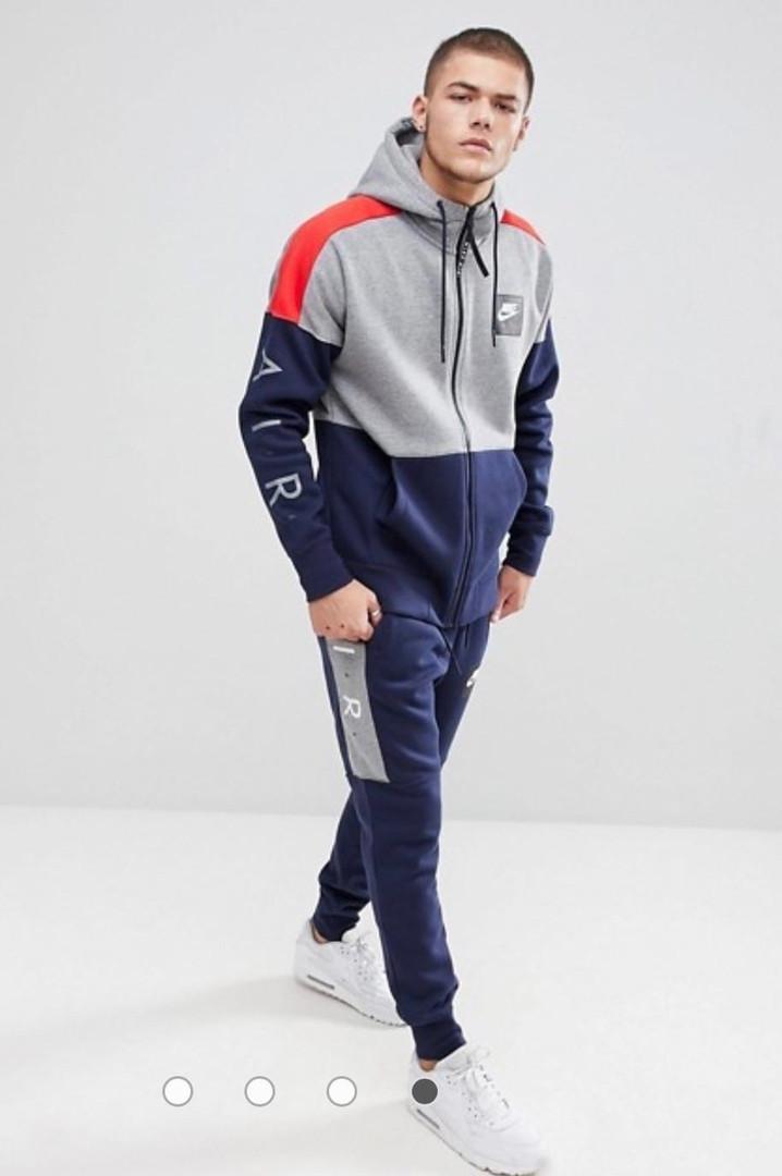 Мужской спортивный костюм теплый